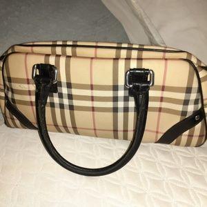 Burberry Bags - Burberry nova check handbag